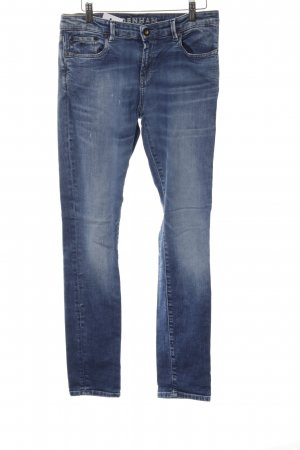 Denham Slim Jeans blue casual look