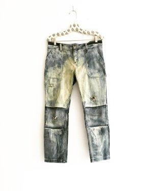 denim / blue jeans / free people / edgy / boho / hippie / festivallook