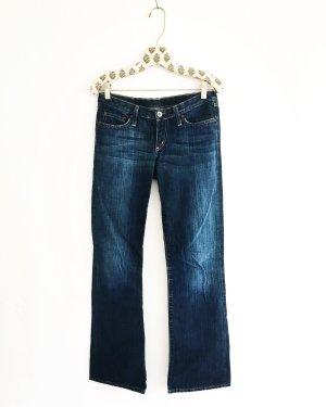 denim • blue jeans • G star • boho • hippie • vintage