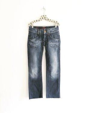 denim / blue jeans / pepe jeans / vintage / blau / boho / hippie / edgy