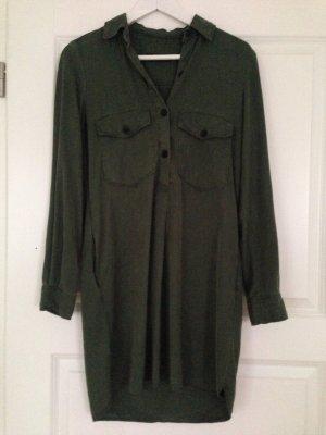 Denim Bluse, Premium Collection