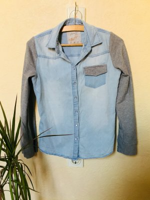 Denim Co Bluse