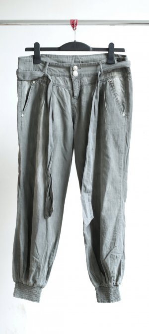 Denim Co. Jodhpurhose - grau