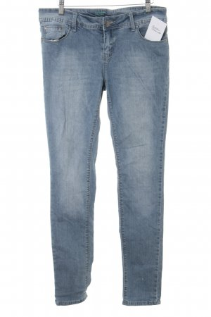 Denim Co. Skinny Jeans himmelblau Casual-Look