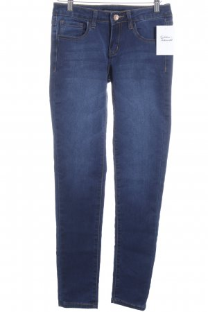 Denim Couture by Smith Denim House Stretch Jeans blau Casual-Look