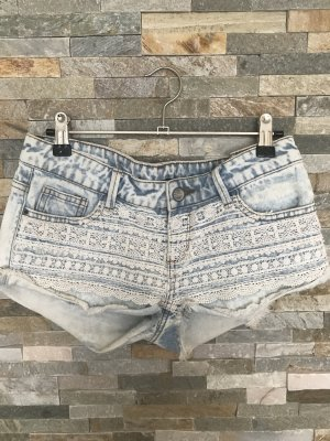Denim Hot Pants von Tally Weijl   in Gr. Xs