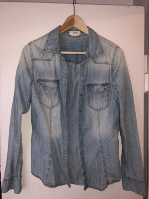 Denim Jacke Damen Gr M