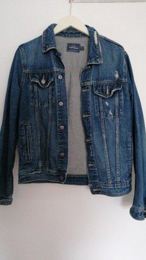 Topshop Denim Jacket cornflower blue