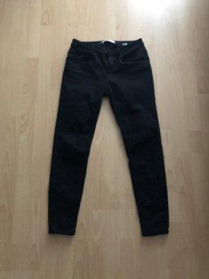 Denim Jeans Black von Zara