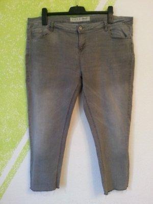 Baggy Jeans dark grey cotton