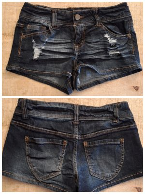 Denim Jeans / Hotpants, Größe 25