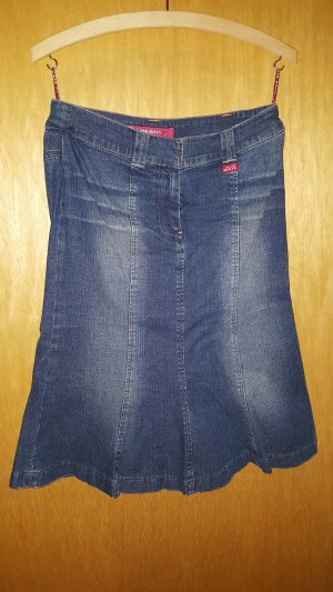 Denim Jeansrock