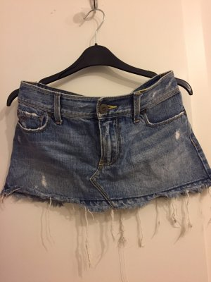 Denim mini-Rock von Hollister