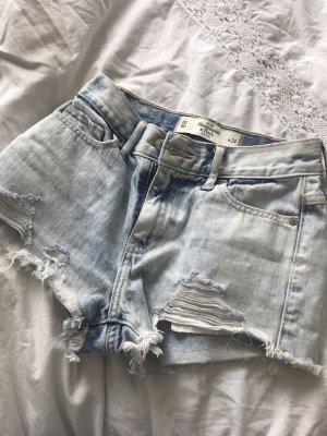 Denim Shorts Abercrombie