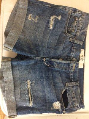 Denim Shorts von Abercrombie & Fitch