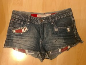 Denim-Shorts von Zara (Gr. 34)