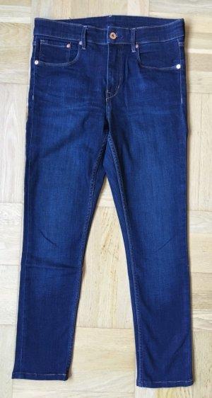 &Denim Skinny Regular Waist Jeans