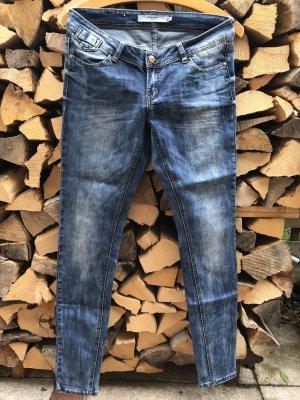 Vero Moda Pantalone cinque tasche multicolore