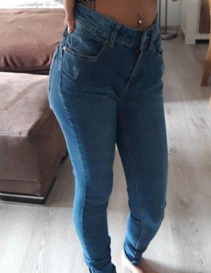 Denim Slim Jeans G!NA, Größe 36