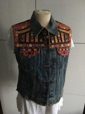 Denim supply jeans Weste boho hippie Gr. M