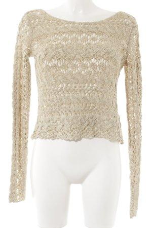 Denim & Supply Ralph Lauren Grobstrickpullover beige Casual-Look