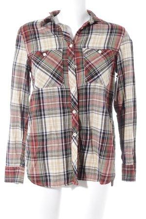 Denim & Supply Ralph Lauren Camisa de leñador estampado a cuadros look casual