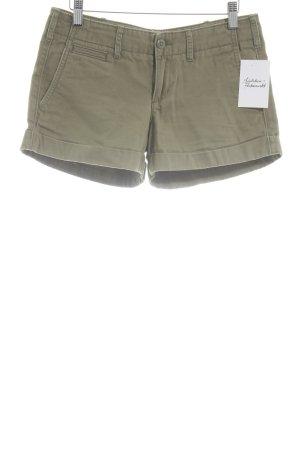 Denim & Supply Ralph Lauren Hot Pants olivgrün schlichter Stil