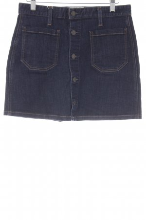 Denim & Supply Ralph Lauren Jeansrock dunkelblau Street-Fashion-Look