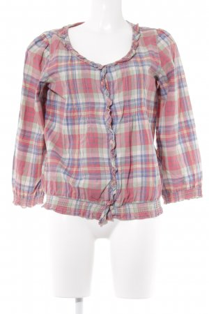 Denim & Supply Ralph Lauren Karobluse Karomuster Country-Look