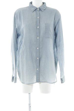 Denim & Supply Ralph Lauren Langarmhemd himmelblau Business-Look