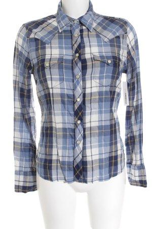 Denim & Supply Ralph Lauren Chemise à manches longues motif à carreaux