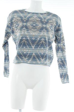 Denim & Supply Ralph Lauren Longpullover mehrfarbig Casual-Look