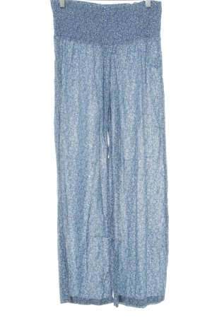 Denim & Supply Ralph Lauren Marlene Trousers flower pattern simple style
