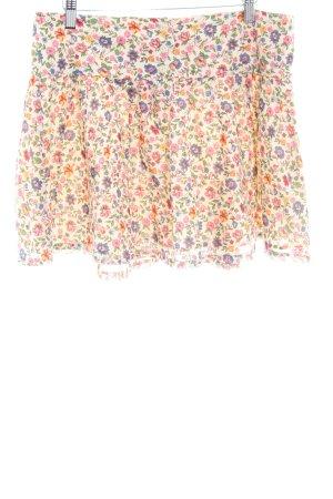 Denim & Supply Ralph Lauren Minirock florales Muster Gypsy-Look