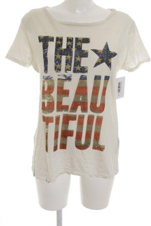 Denim & Supply Ralph Lauren Print-Shirt mehrfarbig Casual-Look
