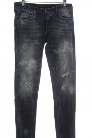 Denim & Supply Ralph Lauren Skinny Jeans blau Casual-Look