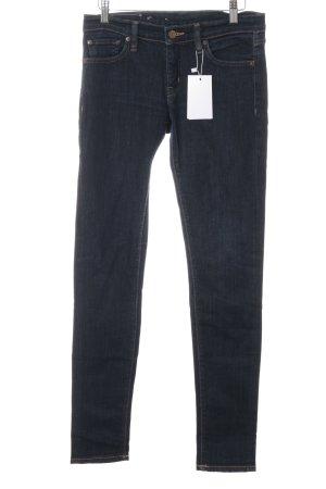 Denim & Supply Ralph Lauren Jeans skinny blu scuro stile casual