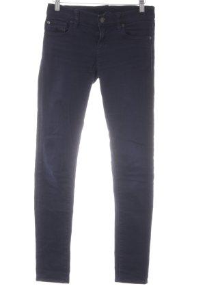 Denim & Supply Ralph Lauren Skinny Jeans dunkelblau schlichter Stil