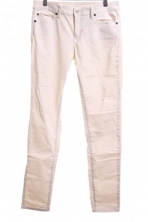 Denim & Supply Ralph Lauren Skinny Jeans creme Casual-Look