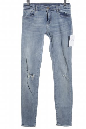 "Denim & Supply Ralph Lauren Skinny Jeans ""Super Skinny"" himmelblau"