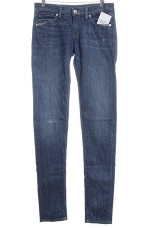 Denim & Supply Ralph Lauren Slim Jeans dunkelblau Jeans-Optik