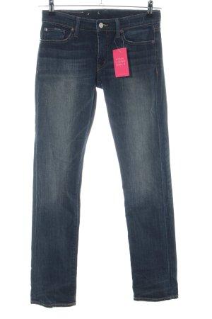 Denim & Supply Ralph Lauren Straight Leg Jeans blue casual look