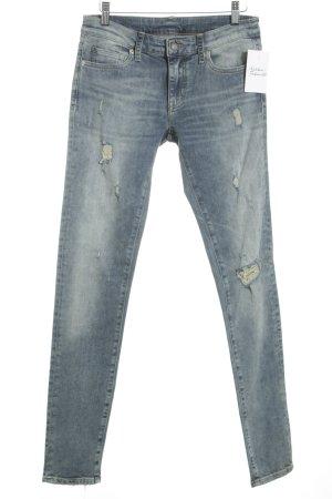 Denim & Supply Ralph Lauren Straight-Leg Jeans blassblau Casual-Look
