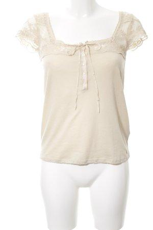 Denim & Supply Ralph Lauren T-Shirt creme Casual-Look