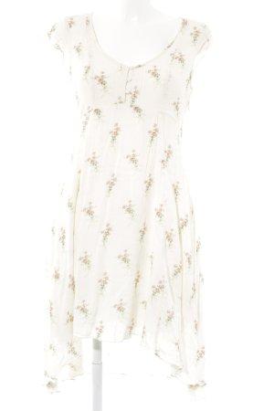 Denim & Supply Ralph Lauren Vokuhila-Kleid Blumenmuster Romantik-Look