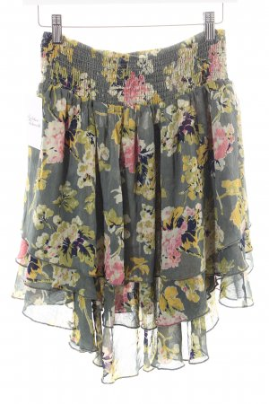 Denim & Supply Ralph Lauren Volantrock florales Muster Romantik-Look