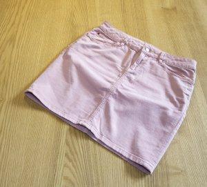 Denimrock in rosa, Esprit, Größe 28, wie neu