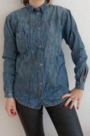 Denimshirt Oversized