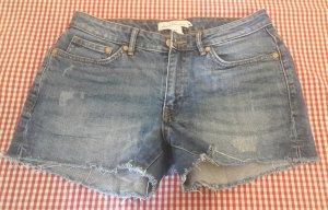 H&M L.O.G.G. Shorts blu pallido