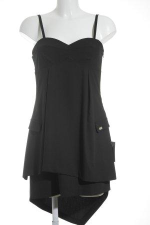 Denny Rose Minikleid schwarz Elegant